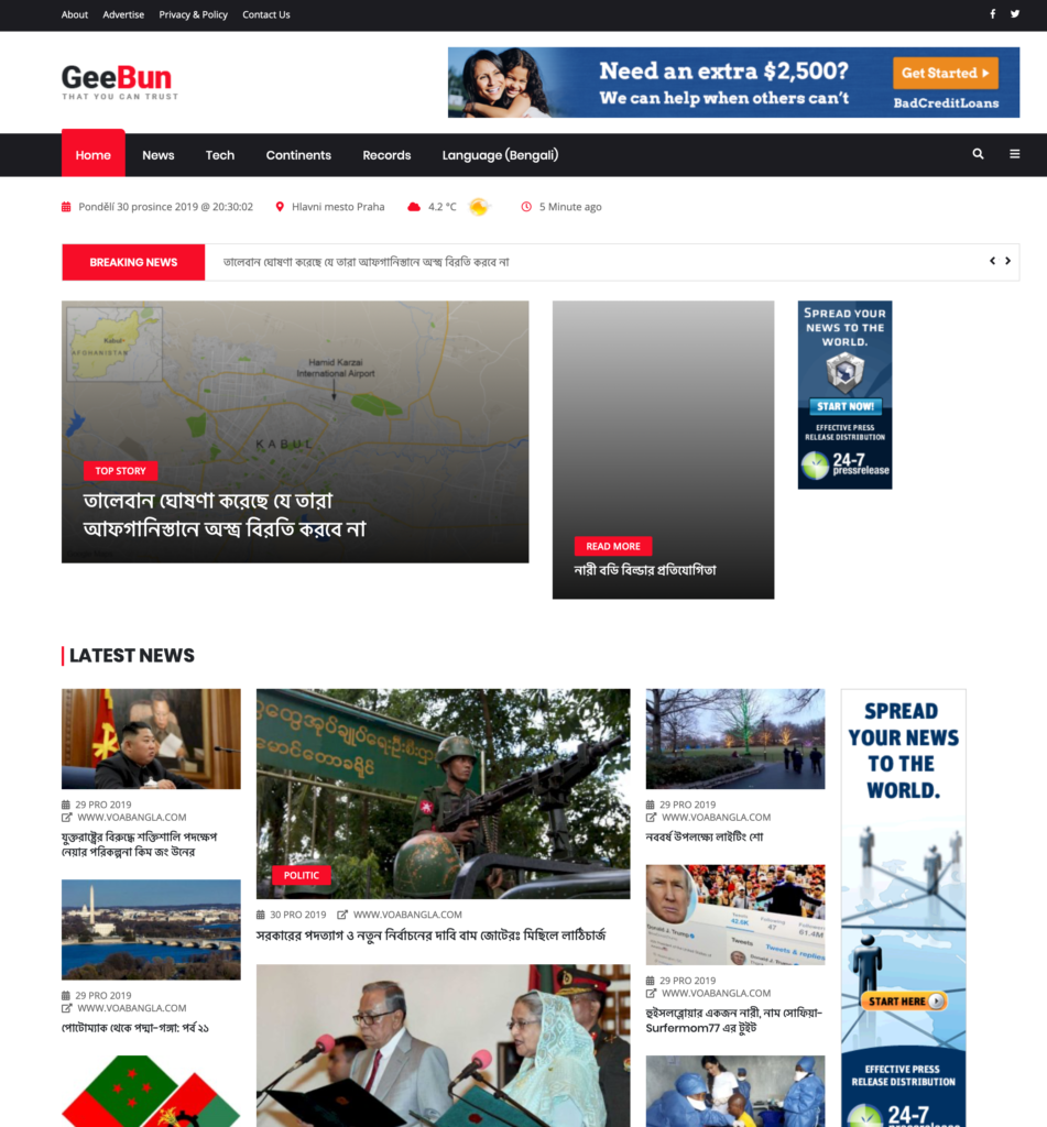 GeeBun v Bengalstine